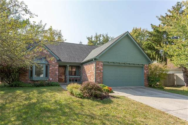 7747 Stonebranch South Drive, Indianapolis, IN 46256 (MLS #21744288) :: The ORR Home Selling Team