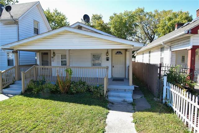 1430 Shepard Street, Indianapolis, IN 46221 (MLS #21744291) :: Mike Price Realty Team - RE/MAX Centerstone