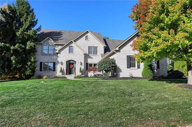 7144 Aigner Court, Indianapolis, IN 46278 (MLS #21744295) :: Richwine Elite Group