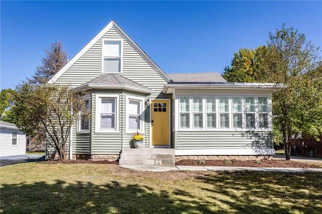 330 W 43RD Street, Indianapolis, IN 46208 (MLS #21744305) :: The ORR Home Selling Team