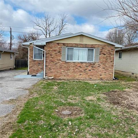 3510 N Graham Avenue, Indianapolis, IN 46218 (MLS #21744316) :: AR/haus Group Realty