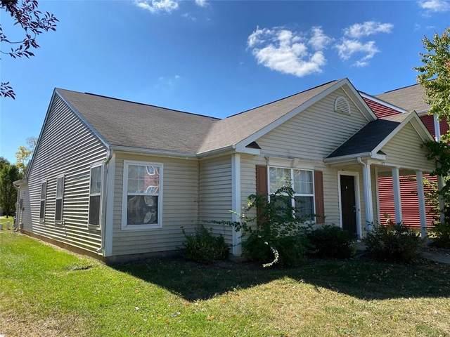 13079 Elster Way N, Fishers, IN 46037 (MLS #21744322) :: The ORR Home Selling Team