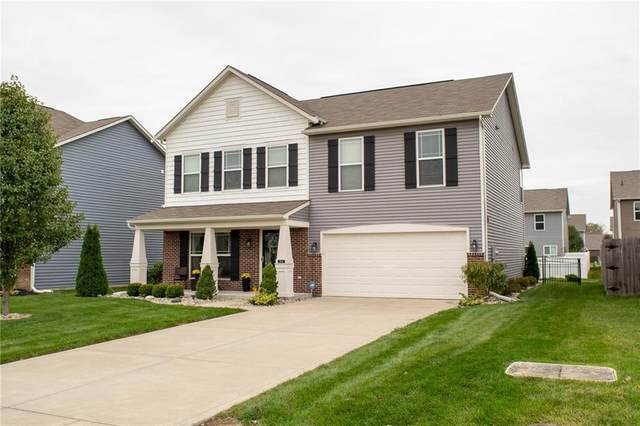2514 Autumn Road, Indianapolis, IN 46229 (MLS #21744353) :: The ORR Home Selling Team