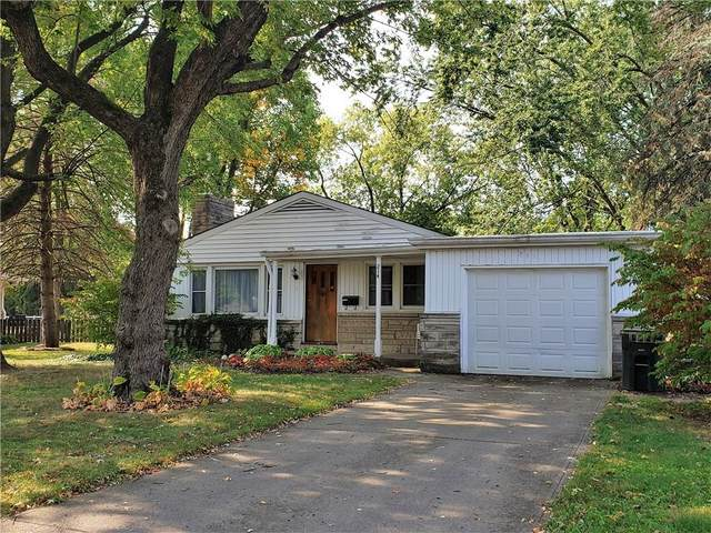 214 Jefferson Boulevard, Greenfield, IN 46140 (MLS #21744357) :: Mike Price Realty Team - RE/MAX Centerstone