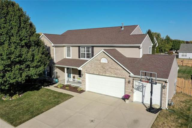 873 Quillen Court, Avon, IN 46123 (MLS #21744358) :: Anthony Robinson & AMR Real Estate Group LLC