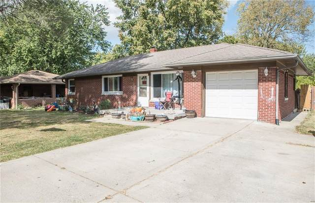 2360 Hanover Drive, Indianapolis, IN 46227 (MLS #21744360) :: Richwine Elite Group
