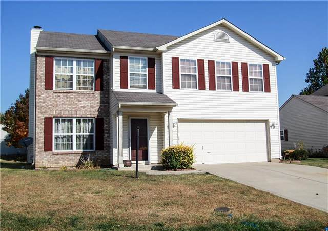 8932 Himebaugh Lane, Indianapolis, IN 46231 (MLS #21744375) :: Richwine Elite Group