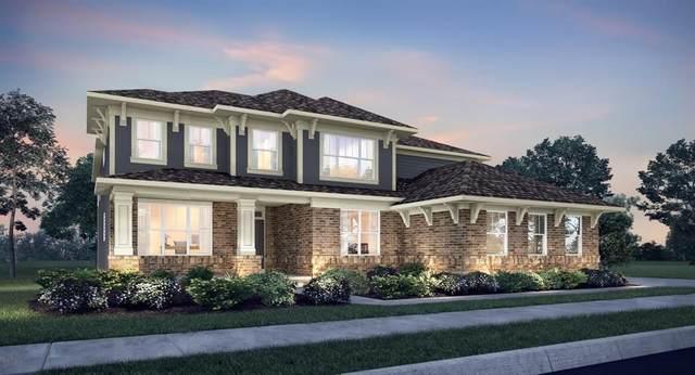 8165 Oakley Terrace, Zionsville, IN 46077 (MLS #21744385) :: The ORR Home Selling Team