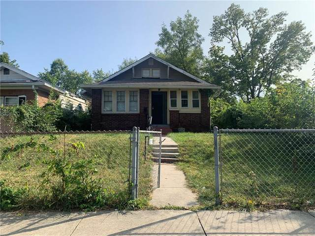1163 W 36th Street, Indianapolis, IN 46208 (MLS #21744393) :: AR/haus Group Realty