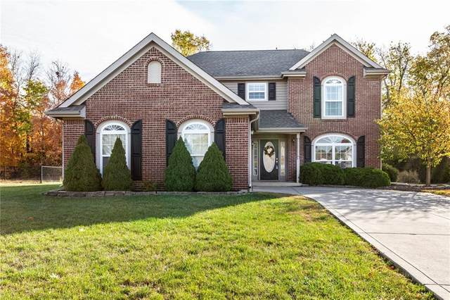 1455 Bearsden Drive, Avon, IN 46123 (MLS #21744401) :: Richwine Elite Group