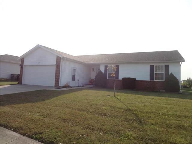 1667 W Freedom Street, Greensburg, IN 47240 (MLS #21744409) :: Mike Price Realty Team - RE/MAX Centerstone