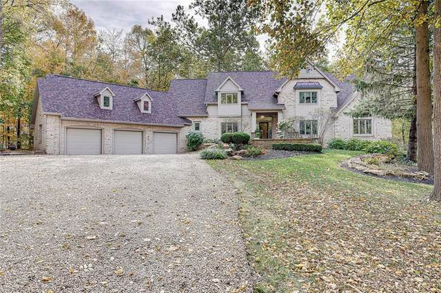 11165 Bridlewood Trail, Zionsville, IN 46077 (MLS #21744420) :: The Indy Property Source