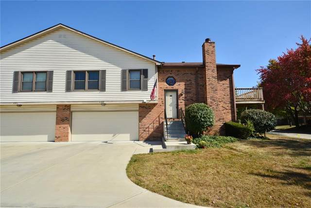 8368 Chapel Pines Drive #47, Indianapolis, IN 46234 (MLS #21744429) :: Mike Price Realty Team - RE/MAX Centerstone