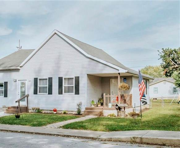 409 N Cherry Street, Martinsville, IN 46151 (MLS #21744430) :: The Evelo Team