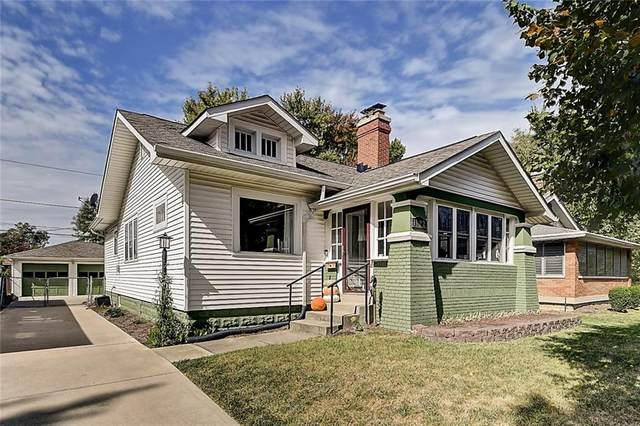 1122 N Drexel Avenue, Indianapolis, IN 46201 (MLS #21744447) :: The ORR Home Selling Team