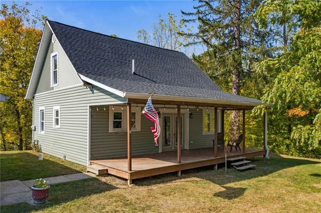 110 S High Street, Springport, IN 47386 (MLS #21744448) :: Mike Price Realty Team - RE/MAX Centerstone