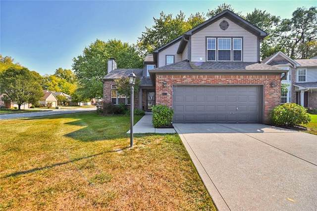 10431 Ridgeview Circle, Fishers, IN 46038 (MLS #21744451) :: David Brenton's Team