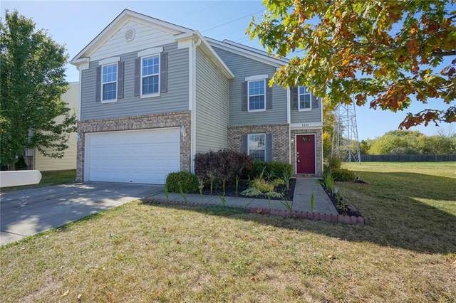 3220 Danube Way, Indianapolis, IN 46239 (MLS #21744462) :: Mike Price Realty Team - RE/MAX Centerstone