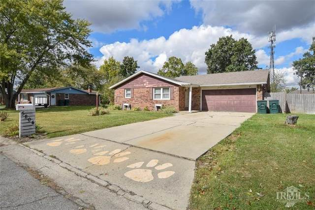 5204 W Wedgewood Lane, Muncie, IN 47304 (MLS #21744467) :: AR/haus Group Realty