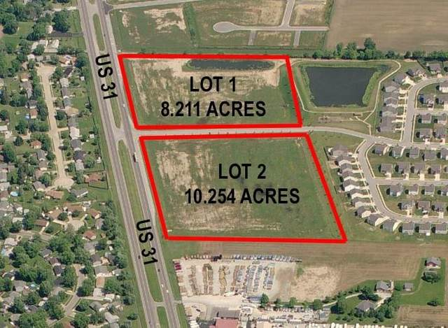 0 Us 31 Lot 2, Whiteland, IN 46184 (MLS #21744474) :: Mike Price Realty Team - RE/MAX Centerstone