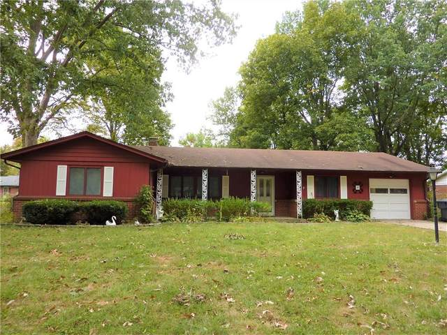 2901 Greenbriar Road, Anderson, IN 46011 (MLS #21744481) :: Mike Price Realty Team - RE/MAX Centerstone