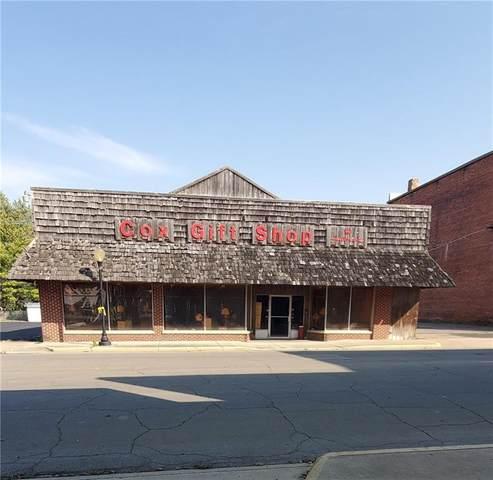 307 N Harrison Street, Alexandria, IN 46001 (MLS #21744493) :: Ferris Property Group