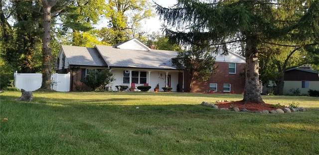 4787 Linton Lane, Indianapolis, IN 46226 (MLS #21744495) :: Mike Price Realty Team - RE/MAX Centerstone