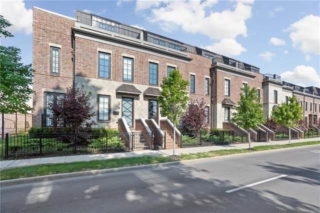 1820 N Pennsylvania Street, Indianapolis, IN 46202 (MLS #21744508) :: Corbett & Company