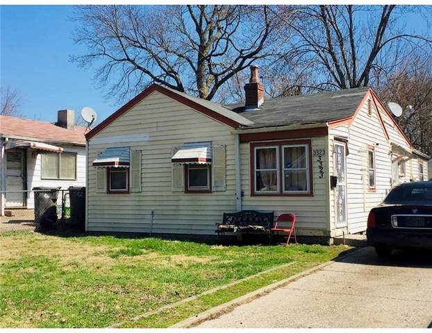 3323 Schofield Avenue, Indianapolis, IN 46218 (MLS #21744516) :: Ferris Property Group