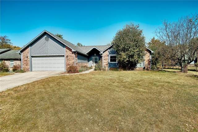 11530 Old Oaklandon Blvd North Drive, Lawrence, IN 46236 (MLS #21744521) :: Mike Price Realty Team - RE/MAX Centerstone