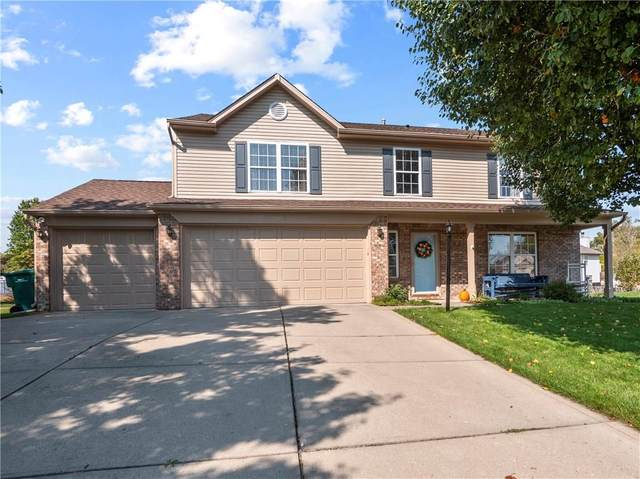 2516 Wigeon Court, Indianapolis, IN 46234 (MLS #21744527) :: The ORR Home Selling Team