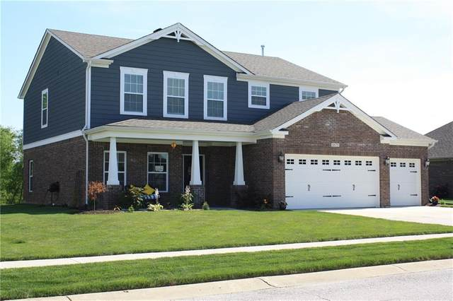 6675 Fieldstream Drive, Avon, IN 46123 (MLS #21744549) :: Richwine Elite Group