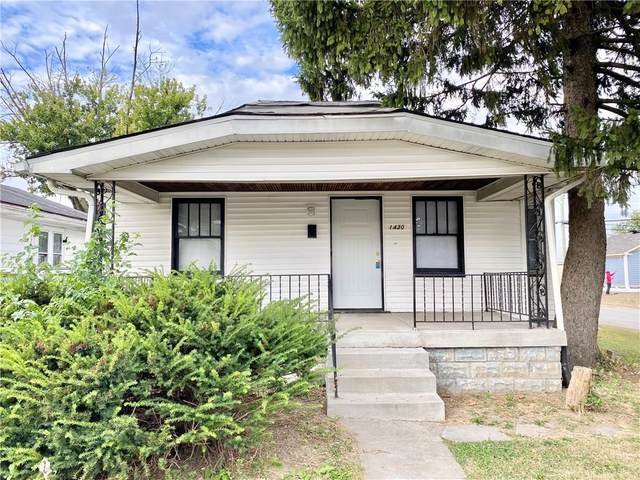 1430 N Chester Avenue, Indianapolis, IN 46201 (MLS #21744550) :: Heard Real Estate Team | eXp Realty, LLC