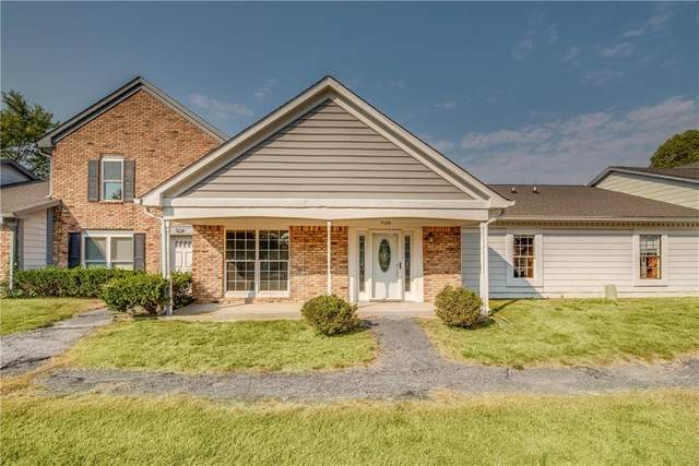 926 Ardsley Drive #8154, Indianapolis, IN 46234 (MLS #21744567) :: The Evelo Team
