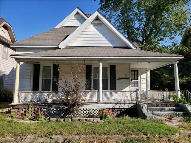 10 E Adams Street, Franklin, IN 46131 (MLS #21744575) :: Realty ONE Group Dream
