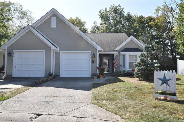 8866 Trager Court, Indianapolis, IN 46256 (MLS #21744590) :: Mike Price Realty Team - RE/MAX Centerstone