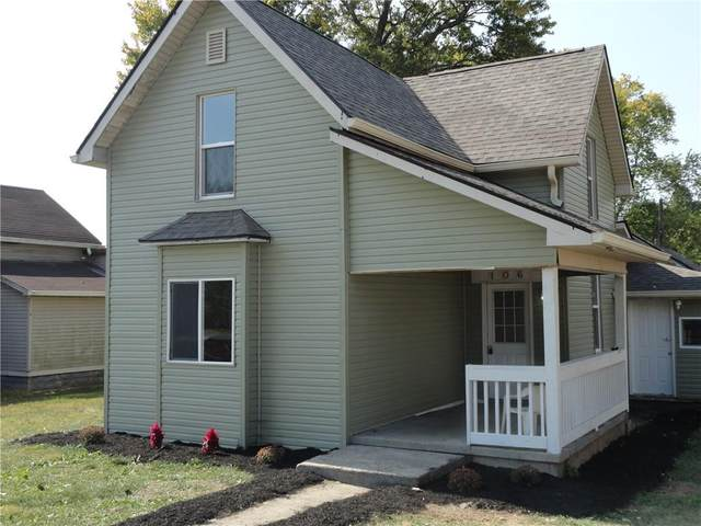 106 S Church Street, Brooklyn, IN 46111 (MLS #21744602) :: The ORR Home Selling Team