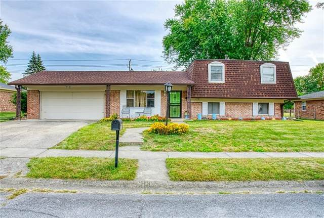 2943 Babette Drive, Indianapolis, IN 46227 (MLS #21744612) :: Mike Price Realty Team - RE/MAX Centerstone