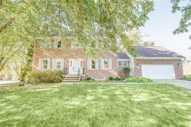 6945 Princess Lane, Avon, IN 46123 (MLS #21744615) :: Anthony Robinson & AMR Real Estate Group LLC
