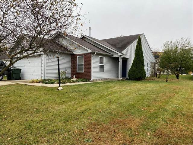 1697 Willowview Lane, Greenfield, IN 46140 (MLS #21744627) :: AR/haus Group Realty