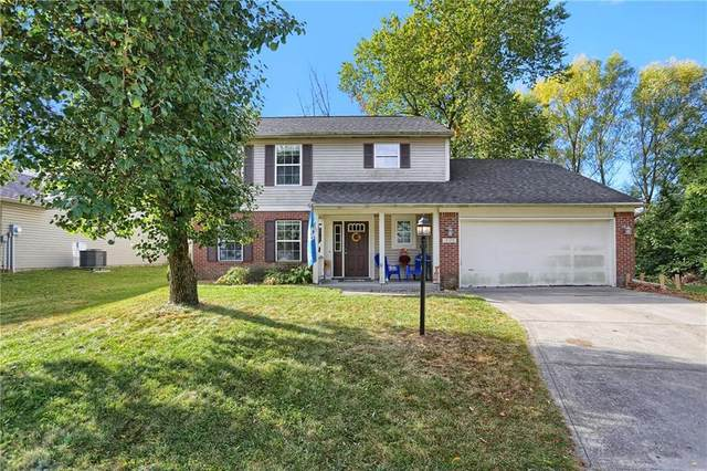 12129 Longstraw Drive, Indianapolis, IN 46236 (MLS #21744634) :: The ORR Home Selling Team