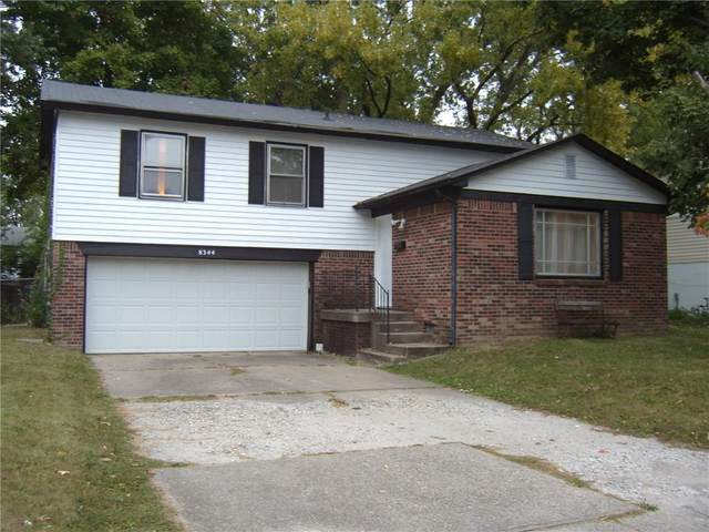 8344 E 34th Street, Indianapolis, IN 46226 (MLS #21744654) :: Richwine Elite Group