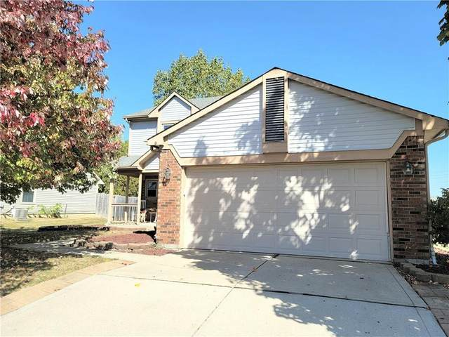 6135 Pillory Drive, Indianapolis, IN 46254 (MLS #21744678) :: Richwine Elite Group