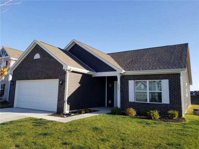 6927 W Rosewood Drive, Mccordsville, IN 46055 (MLS #21744696) :: AR/haus Group Realty