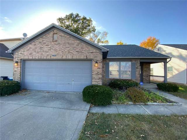 1206 Tealpoint Circle, Indianapolis, IN 46229 (MLS #21744702) :: The ORR Home Selling Team