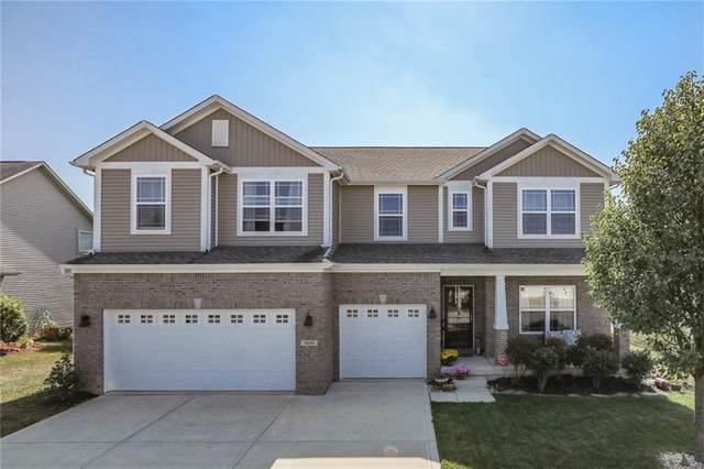 7833 Ambry Way, Indianapolis, IN 46259 (MLS #21744703) :: AR/haus Group Realty