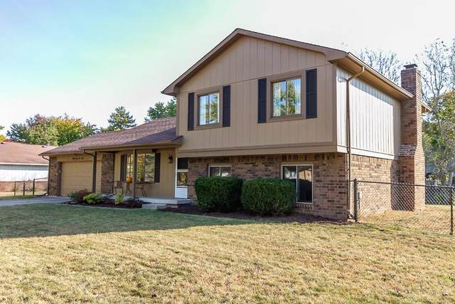 876 Granada Drive, Greenwood, IN 46143 (MLS #21744705) :: Heard Real Estate Team | eXp Realty, LLC