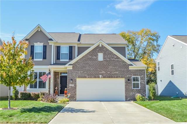 8426 Welder Place, Indianapolis, IN 46237 (MLS #21744706) :: Richwine Elite Group