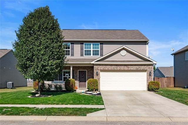 10504 Deercrest Lane, Indianapolis, IN 46239 (MLS #21744710) :: Mike Price Realty Team - RE/MAX Centerstone