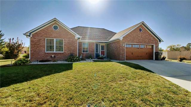 8134 Stonereath Court, Indianapolis, IN 46237 (MLS #21744740) :: Mike Price Realty Team - RE/MAX Centerstone